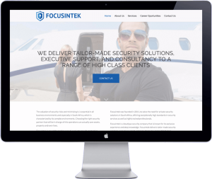 focusintek website design - bangkok thailand design agency