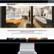 Represent Asia - website design