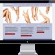 cosmetic surgery clinic website design