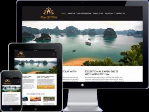 web design and web developer bangkok thailand