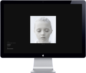 ineke schoonhey - photography website design