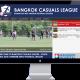 website design bangkok casuals football league
