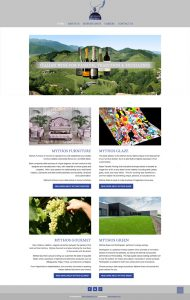 singapore based mythos global company website development home page