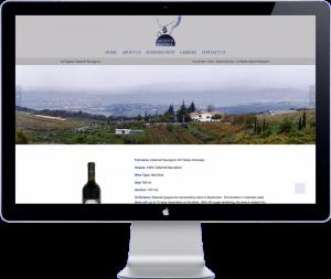 mythos global website design