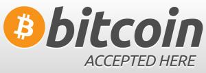 website designer accepts bitcoin
