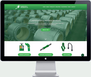 thailand factory custom website design