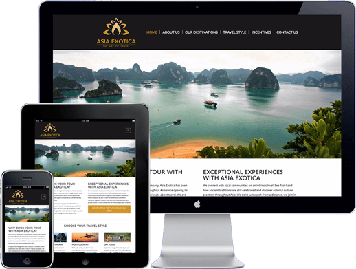 bangkok thailand website design