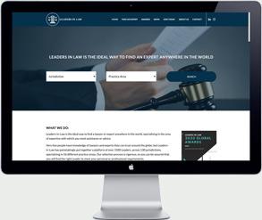 lawyer website development thailand