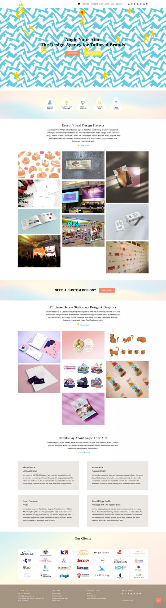 design studio vietnam